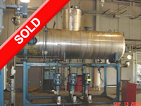 60,000 PPH Feedwater Deaerator